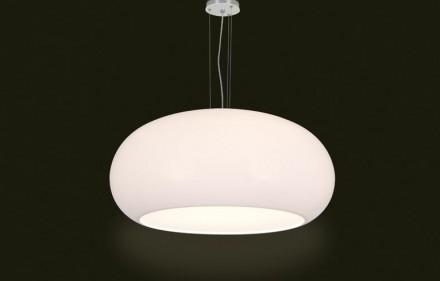 Luminária em Acrílico da linha Póllux da Stilo Clean