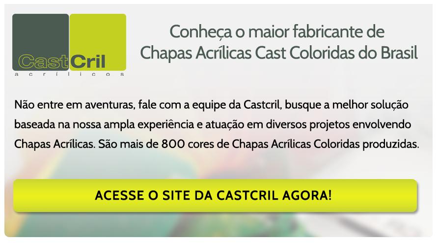 Castcril Chapas Acrílicas