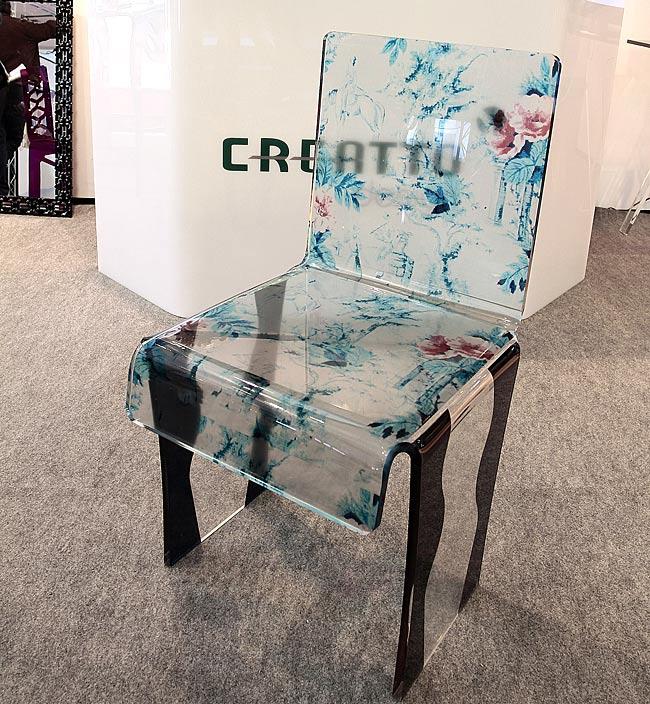 Cadeira produzida pela Creatto