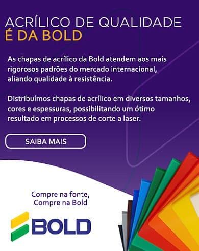 BOLD – Conteúdo